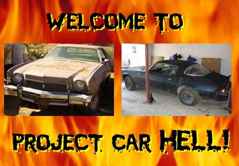 Project Car Hell, Enduro Edition: Monte Carlo or Camaro?