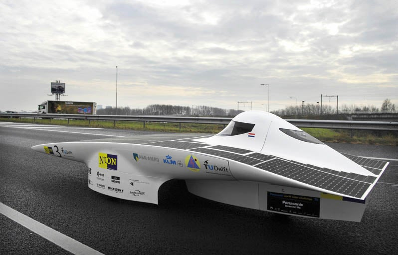 The Fastest Solar Car In The World