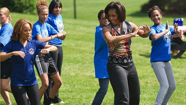 Why Is Michelle Obama So Frantically Fit?