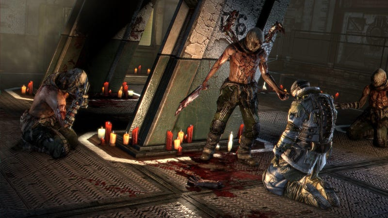Dead Space 3's Awakened DLC Brings Back Those Horrific Hallucinations