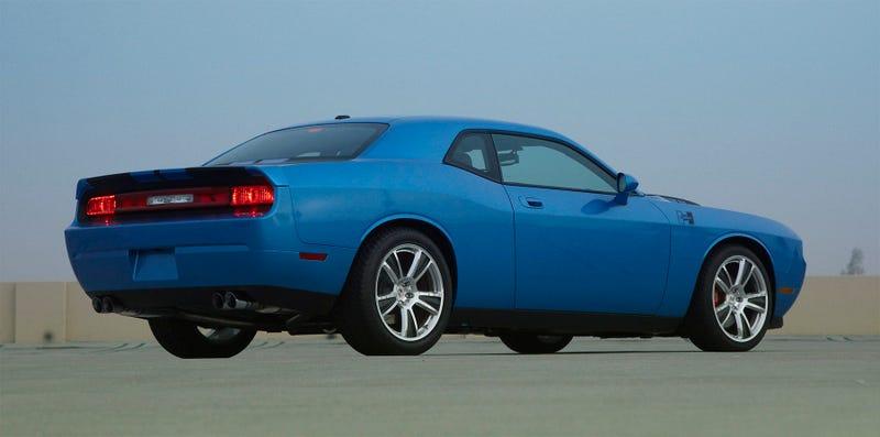 Hurst Performance Competition Plus Dodge Challenger SRT8