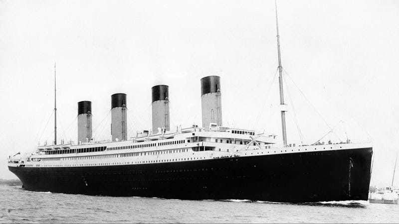 China Is Building a Titanic Replica That Simulates the Disaster