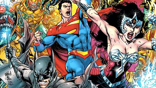 Welcome to Earth Two, the parallel universe where the new Justice Society lives