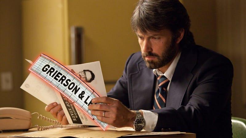 Ben Affleck's Only Weakness As A Director: Casting Ben Affleck. Argo, Reviewed.