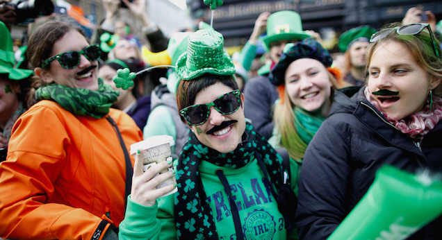 NYC St. Patrick's Day Parade Will Finally Let Gays March in 2015