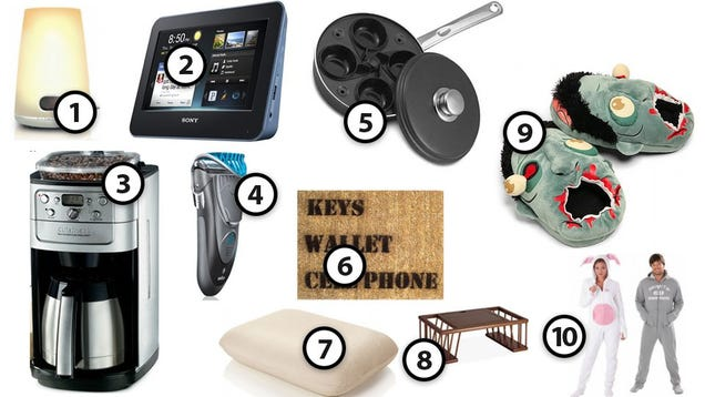 Sleepyhead Gifts for the Person Who Can't—or Won't—Get Out of Bed