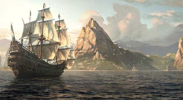 The Beautiful Lies Of Assassin's Creed IV's Sea Shanties