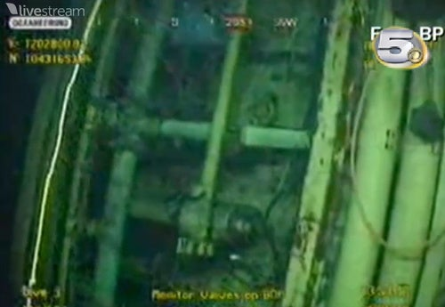 """Top Kill"" Reportedly Successful in Stopping Oil Leak"