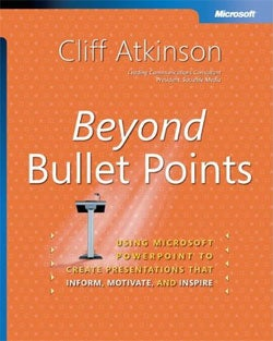 Take your PowerPoint slides Beyond Bullet Points