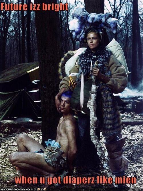 The Fashion Apocalypse, Courtesy Of Vogue Italia