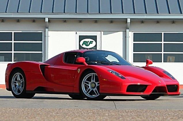 Man Seeking Ferrari 1 3 Million Enzo Listed On Craigslist