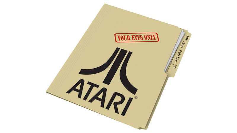 The Private Atari Emails You Weren't Supposed to See (Until Some Guy Released Them)