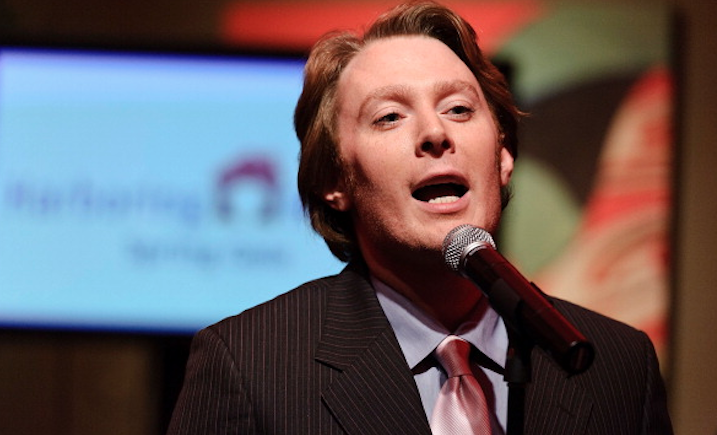 Get Ready For Clay Aiken, Congressman