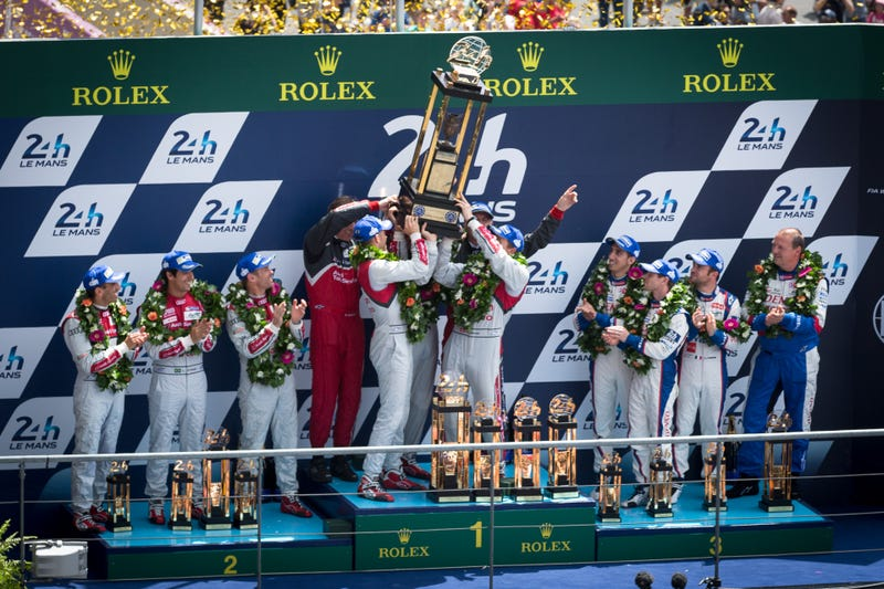 The Race Engineer Tells what Did and what Will Happen at Le Mans