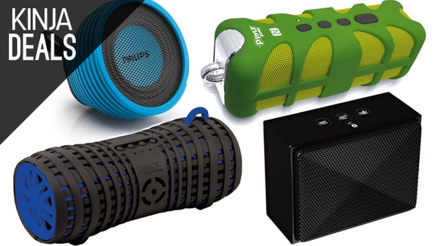 These 17 Cheap Bluetooth Speakers Make Great Gifts for Nearly Everyone