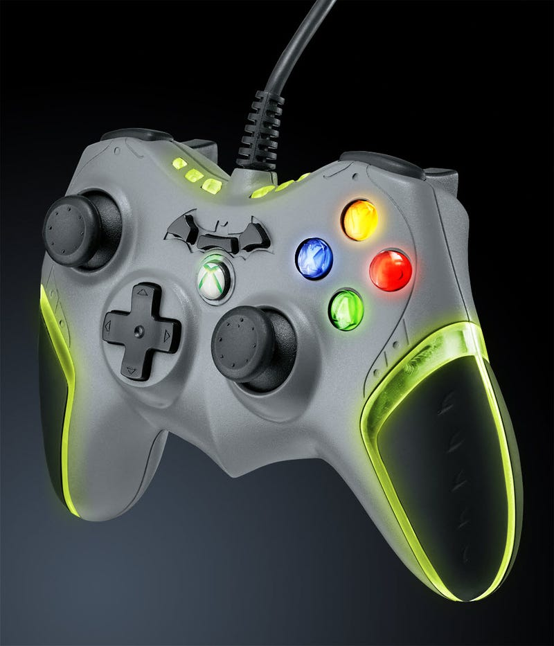Check Out These Batman: Arkham City Batarang Controllers