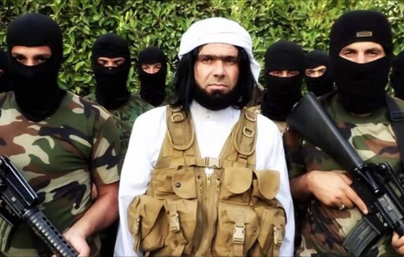 Dead ISIS Leader Will Be Remembered as Guy Who Looked Like a Huge Kebab Meat Tower
