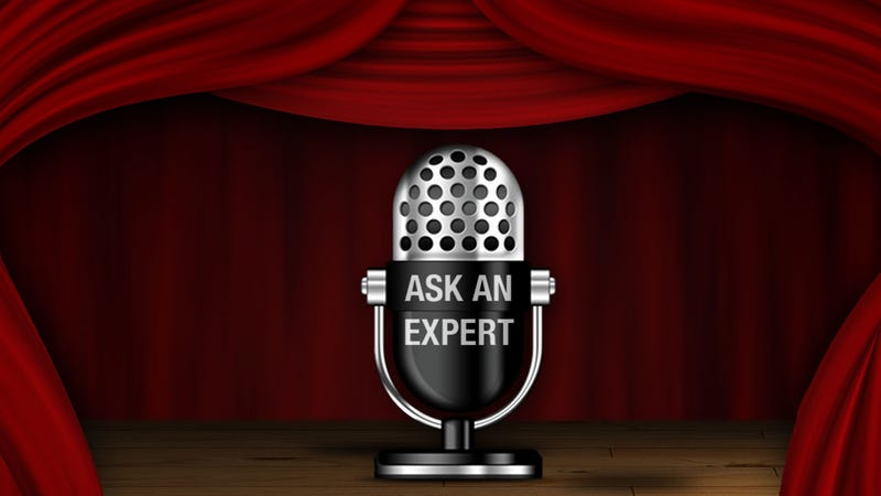 Ask an Expert: Who Do You Want to Talk to?