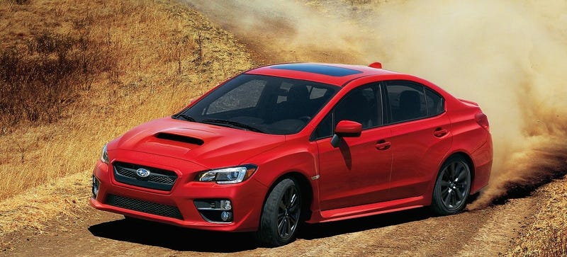 Hell Yes There Might Be A Subaru WRX Hatchback Coming