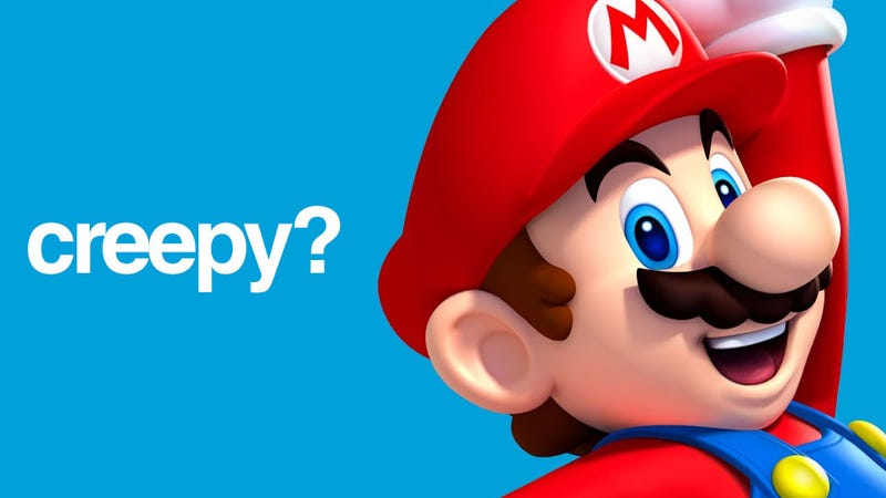 Playing Mario With My Wife, Who Hates Mario… Part One