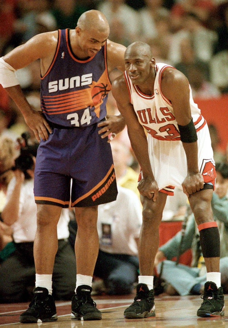 "Charles Barkley Says Michael Jordan Is ""As Cheap As They Come"""