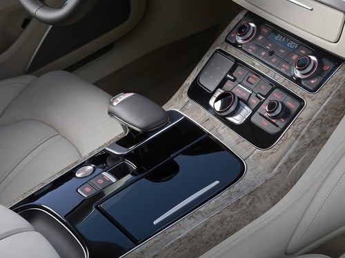 Audi MMI Touch System Gallery