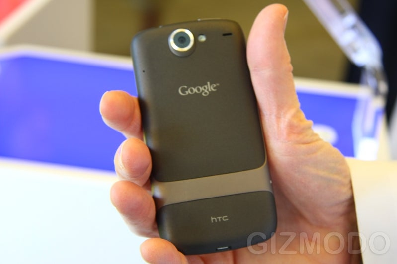 Google Nexus Hands On Gallery