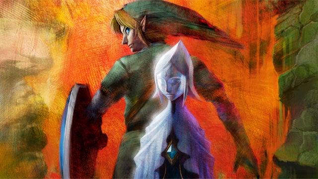 "Reggie Dates Next Wii Zelda For ""When It's Perfect"""
