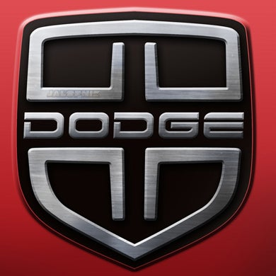This Is Dodge's New Logo