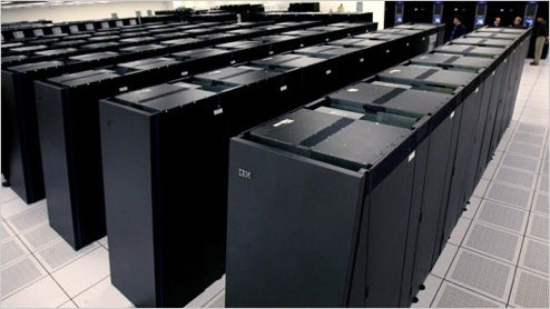 200,000 Core Supercomputer to be Built, Still Not As Clever as HAL