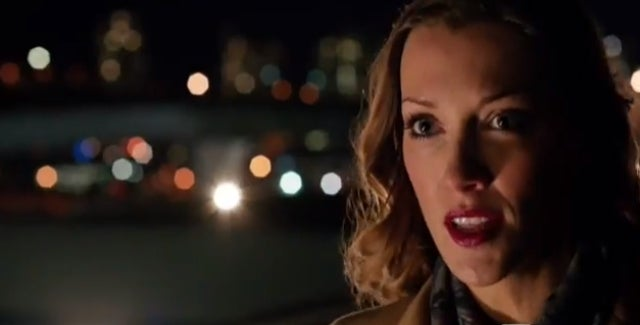 This episode of Arrow made me want a Laurel Lance series