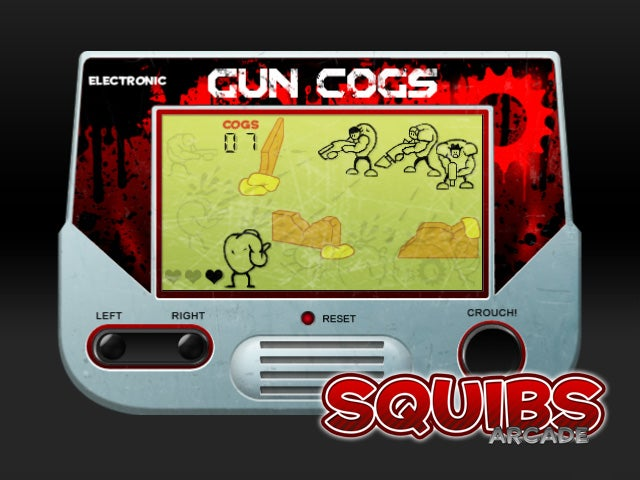 Handheld Game Parodies Heading For WiiWare