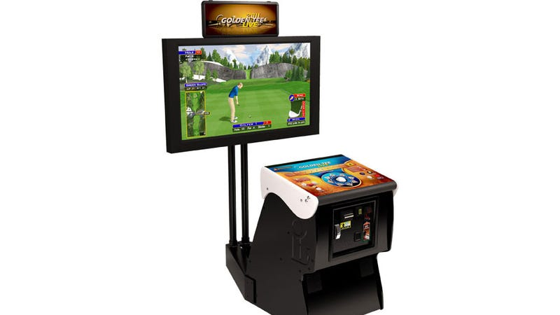 The Arcade Game That Posts To Your Facebook Page While You're Drinking