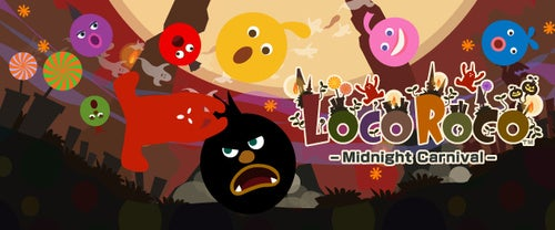 The LocoRoco Midnight Carnival Begins Today