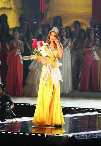 Welcome, Martians: It's Time For The Miss Universe Pageant