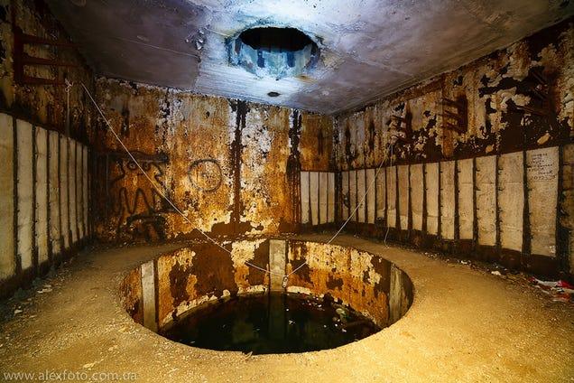 El distópico mundo de las bases de submarinos abandonadas 805315683712794797