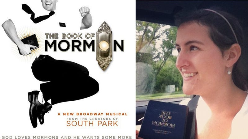 Seeing The Book of Mormon Leads Woman to Convert to Mormonism