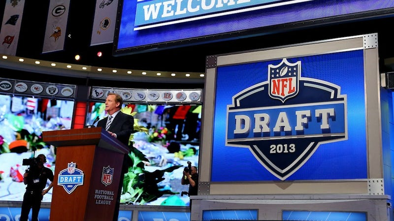 At The NFL Draft, The Bills Take A Leap And Geno Smith Goes Home