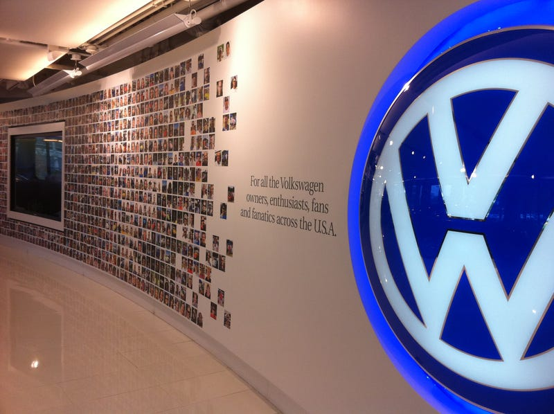 Applied to VW corporate again...