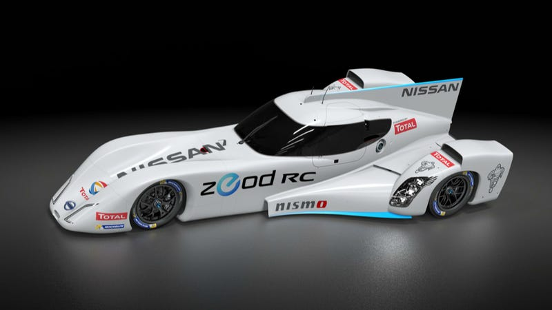 Nissan's New Le Mans Engine Has 400 HP And Can Fit In Your Hands