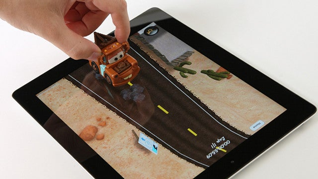 Disney's New Toys Want to Play with Your iPad