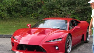 Falcon F7 - it exists!