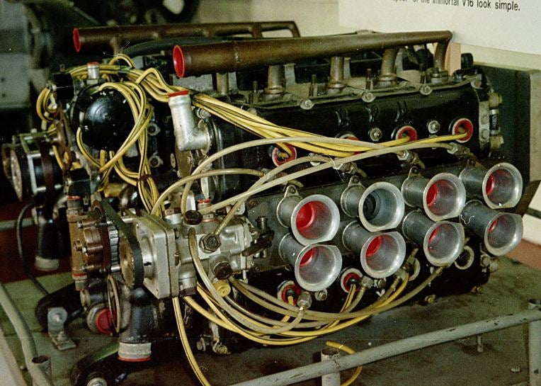 Ten Engines Lost To History