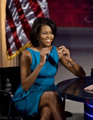 Calling Michelle Obama An Angry Black Woman Makes Black Women Angry