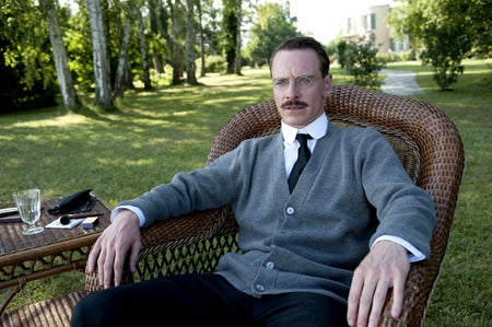 In A Dangerous Method, we find out what really caused Freud's sexual frustration