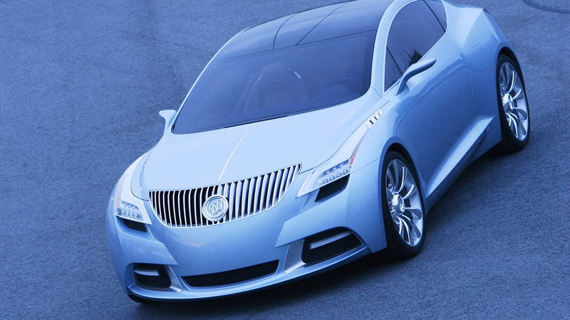 Is Buick Relaunching The Riviera?