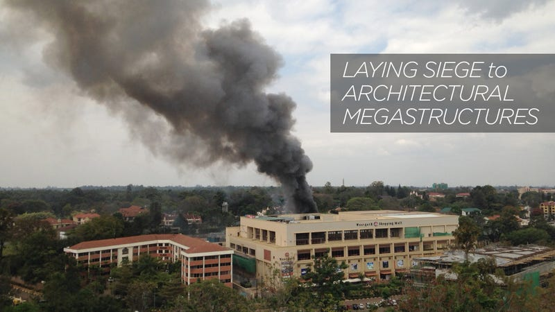 What Kenya's Mall Siege Reveals About the Urban Future of War