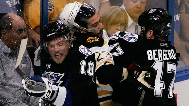 Your Bruins/Lightning Game Four Open Thread