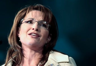 And Now It's Time To Play Conspiracy Theory With Sarah Palin