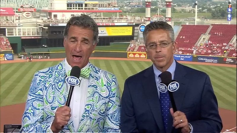 Reds Analyst Chris Welsh Ransacked Don Cherry's Wardrobe